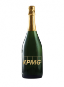 Custom gift ideas with champagne bottle