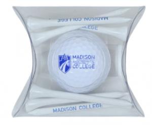 Custom golf ball