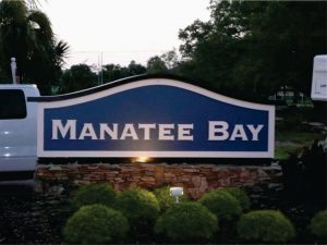 Maitland outdoor signs